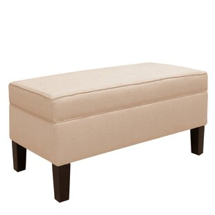 Klein Upholstered Storage Bench by Brayden Studio