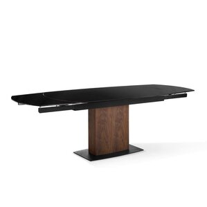 Malinda Extendable Dining Table by Latitude Run