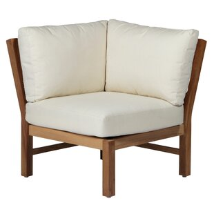 Club Teak Patio Chair