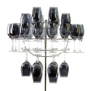 Chandelier Tabletop Wine Glass Rack by Te..