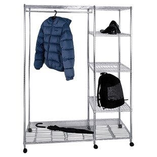 Phoebe 120cm Wide Clothes Rack By House Additions