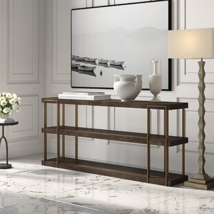 Runway Artisrty Console Table