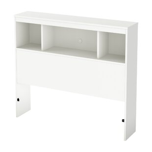 Searching for Karma Bookcase Headboard BySouth Shore