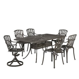 Frontenac 7 Piece Dining Set by Astoria Grand #2