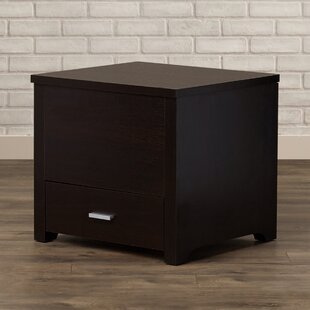 Tackett Storage Trunk Style End Table
