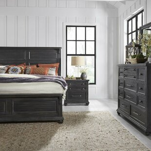 Habersham Panel Bed by Three Posts Coupon