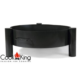 Maellys Steel Wood Burning Fire Pit Image