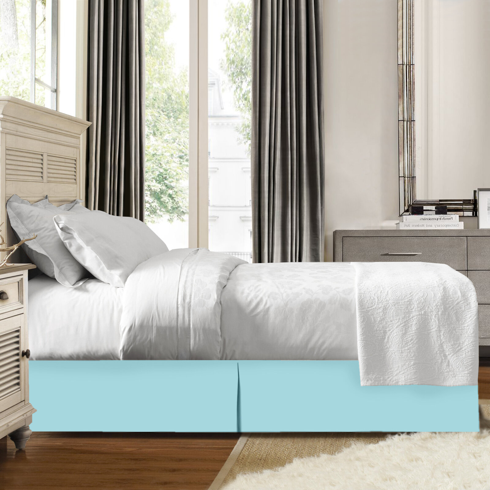 Twin Xl Bed Skirts You Ll Love In 2021 Wayfair
