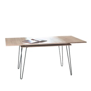 Graham Extendable Dining Table by George Oliver No Copoun