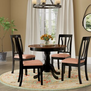 Woodward Traditional 5 Piece Dining Set