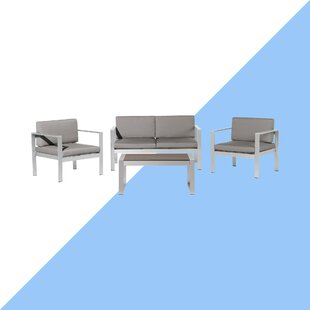 Cashion 4 Seater Sofa Set By Hashtag Home