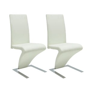 Berna Upholstered Dining Chair (Set Of 2) By Metro Lane