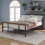 Mckelvy Twin Platform Bed by 17 Stories