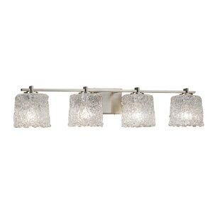 Comparison Kelli 4-Light Vanity Light By Darby Home Co