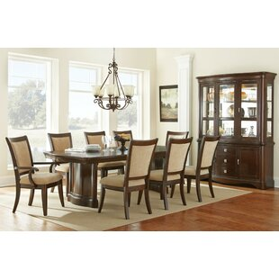 Steve Silver Furniture Heather Extendable Dining Table