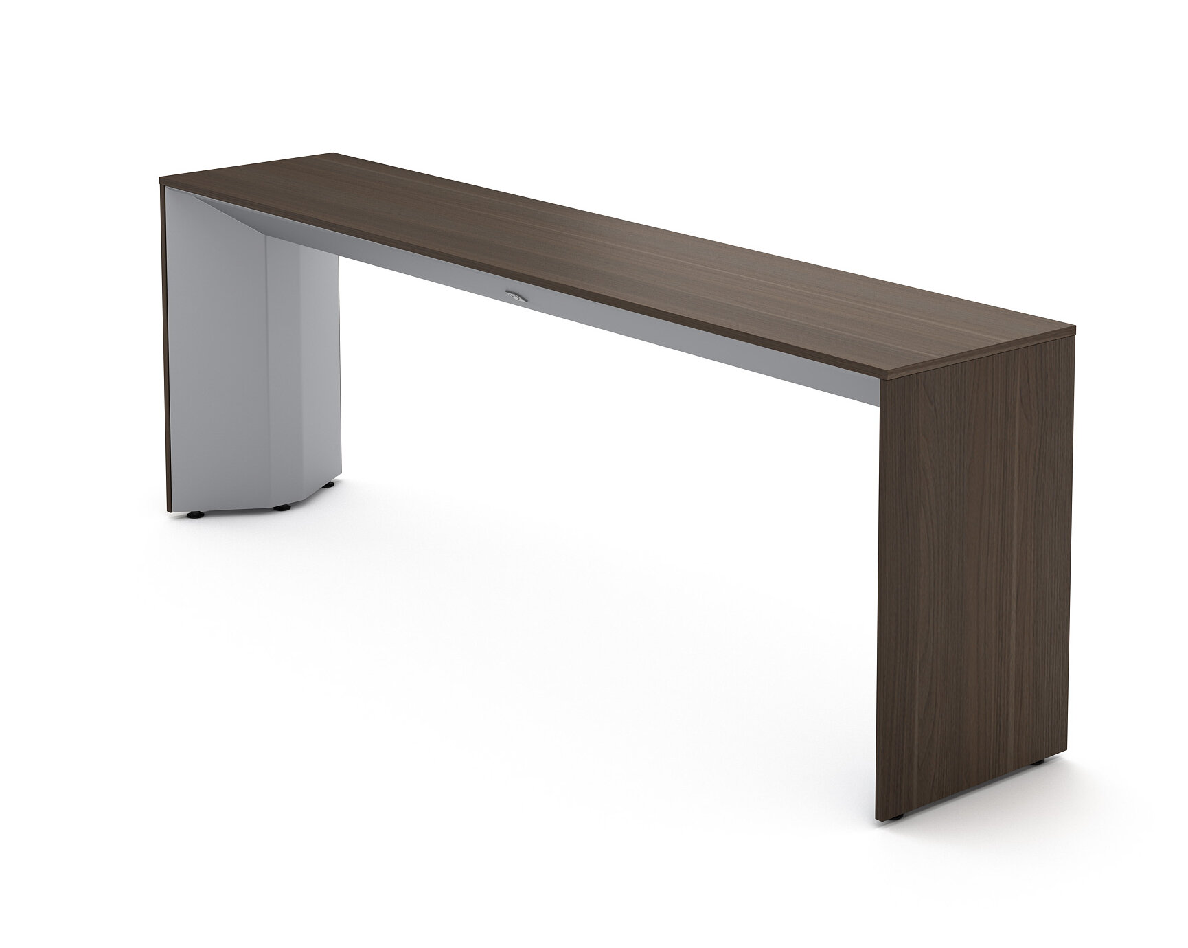 Superbe Steelcase Campfire Slim Console Table U0026 Reviews | Wayfair