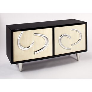4 Door Accent Cabinet by Artmax