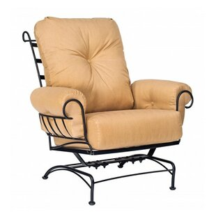 Woodard Terrace Spring Patio Chair with C..