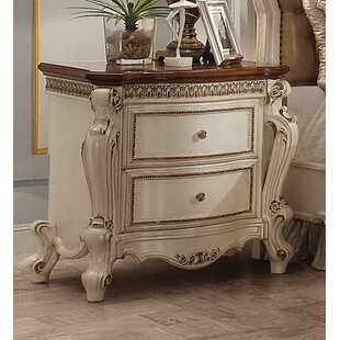 Cowart 2 Drawer Nightstand By Fleur De Lis Living