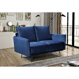 Mylinda 50.79 Square Arms Loveseat by Mercer41
