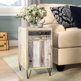 Calliphon Plank End Table by Ivy Bronx