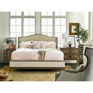 Veranda Retreat Upholstered Wingback Headboard by Fine Furniture Design