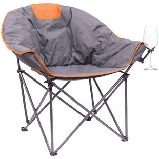 Freeport Park Stockton Wine Bucket Folding Camping Chair