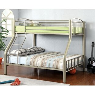 Price comparison Kostemia Twin over Full Bunk Bed by Hokku Designs Reviews (2019) & Buyer's Guide