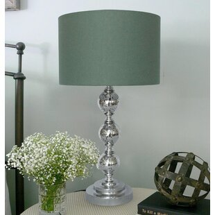 Shopping for Crackle 17.9 Table Lamp By NU Steel