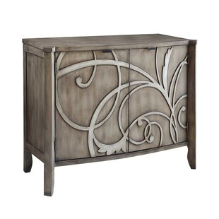 Gossoncourt 2 Door Accent cabinet by House of Hampton