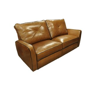 Bahama Reclining Sofa by Omnia Leather