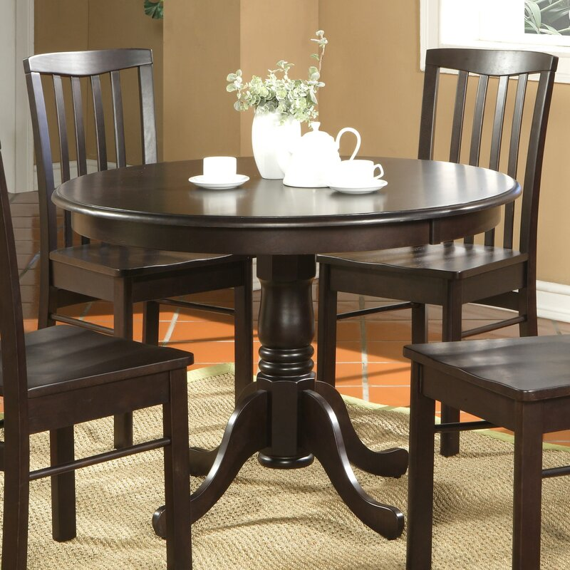 Dining Table darby home co bonenfant dining table & reviews | wayfair