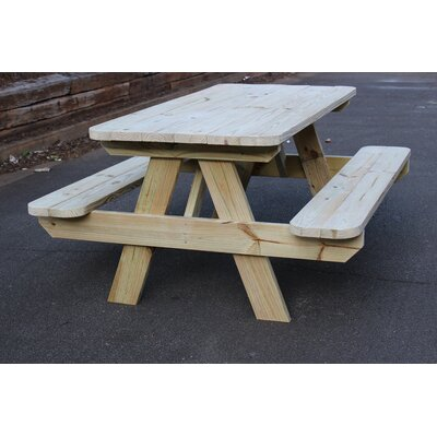 Reginald Picnic Table by Loon Peak Savings