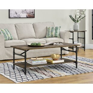 Dodd 2 Piece Coffee Table Set by Williston Forge