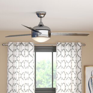 3 blade ceiling fans with lights youll love wayfair 48 dennis 3 blade ceiling fan aloadofball Gallery