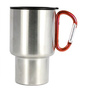 Carabiner Travel Mug (Set of 2)