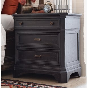 Aahil 4 Drawer Nightstand by Canora Grey