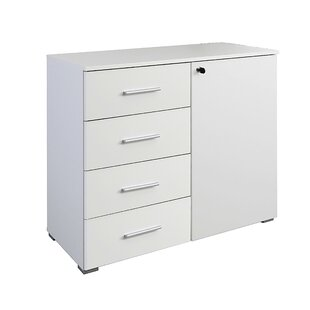 Buchholz 4 Drawer Combi Chest By Rauch