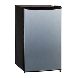 3.3 cu. ft. Compact Refrigerator with Freezer