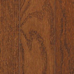 Port Madison 5 Engineered Oak Hardwood Flooring In Pecan