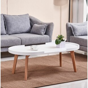 Marten Raised Edge Coffee Table