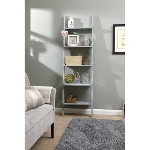 Carrasco Ladder Bookcase By August Grove