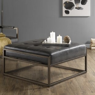 Great Price Cateline Tufted Cocktail Ottoman By Trent Austin Design