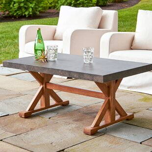 Mancini Coffee Table by Birch Lane™ Heritage Fresh