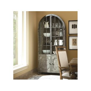 Galyean Corner China Cabinet by Darby Home Co