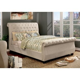 Gott Wingback Upholstered Platform Bed
