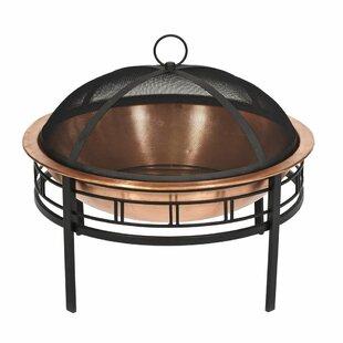 CobraCo Mission Copper Charcoal/Wood Burn..