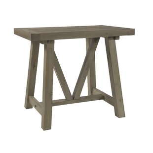 Bearpaw Pub Table By Union Rustic