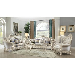 Compare prices Pulaski Configurable Living Room Set by Rosdorf Park Reviews (2019) & Buyer's Guide