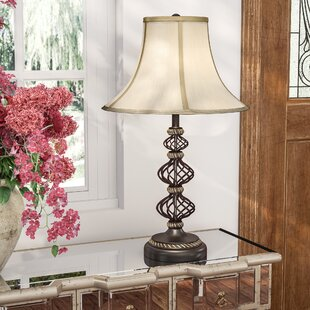 Reviews Becknell 30.75 Table Lamp By Astoria Grand